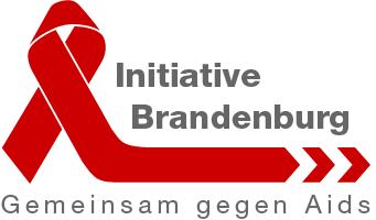 Initiative Brandenburg - Gemeinsam gegen Aids Logo